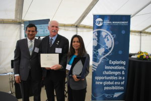 CAI Honored with Global Innovation Leadership Award