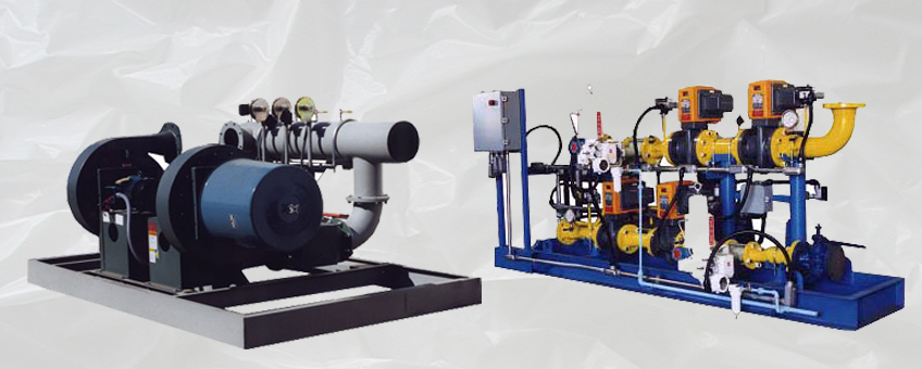 Fuel metering delivery conditioning skid